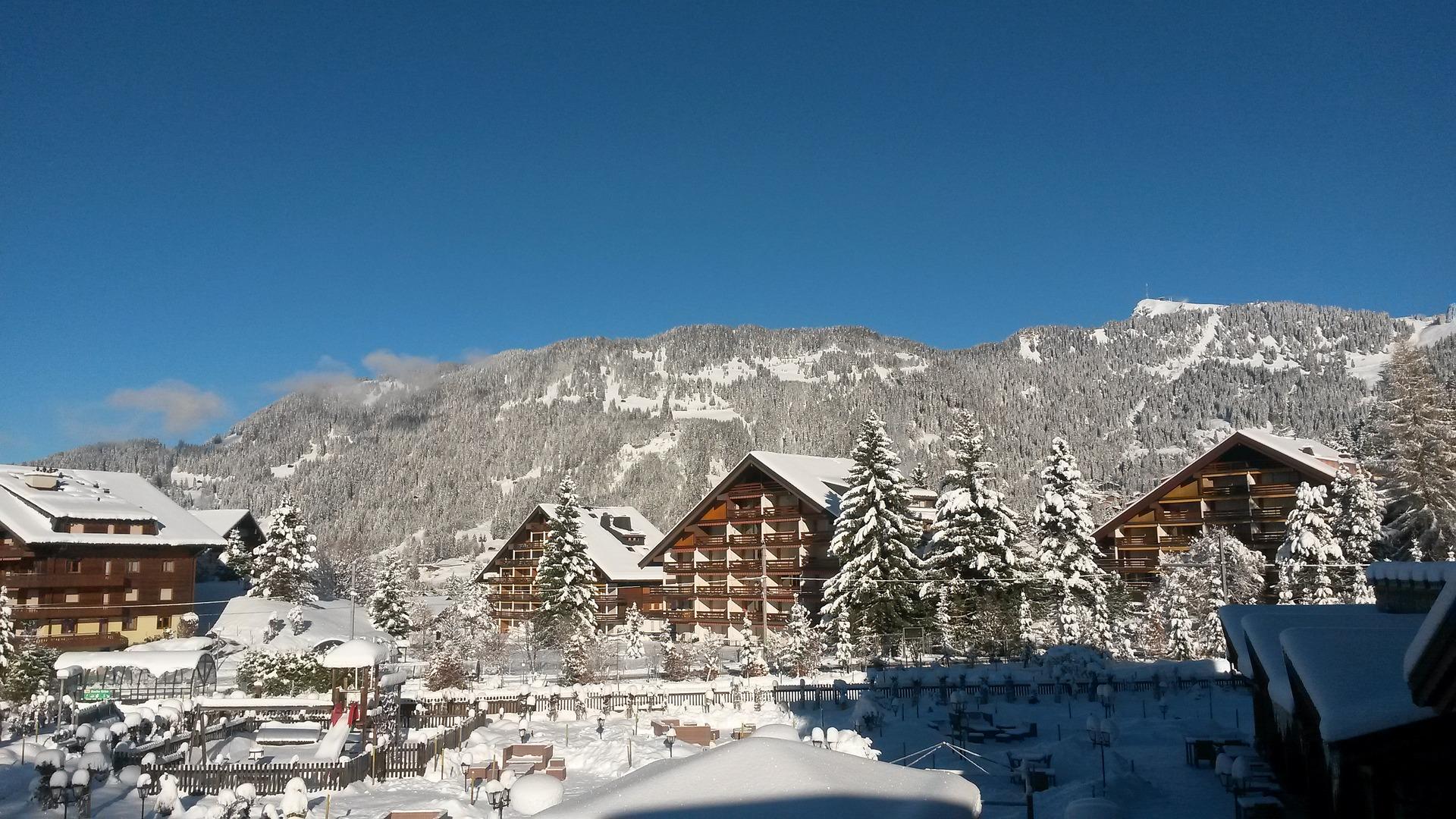 Ski resorts 1 hour from Geneva