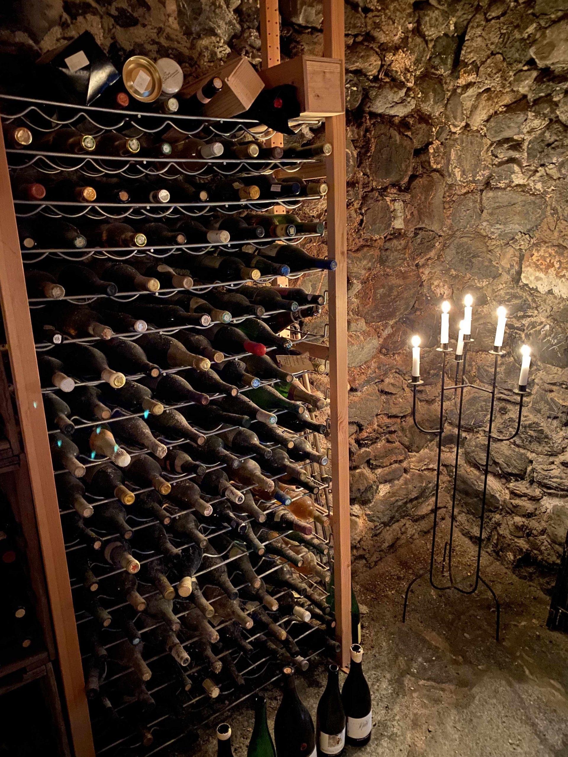 Wine cellar in Chamoson
