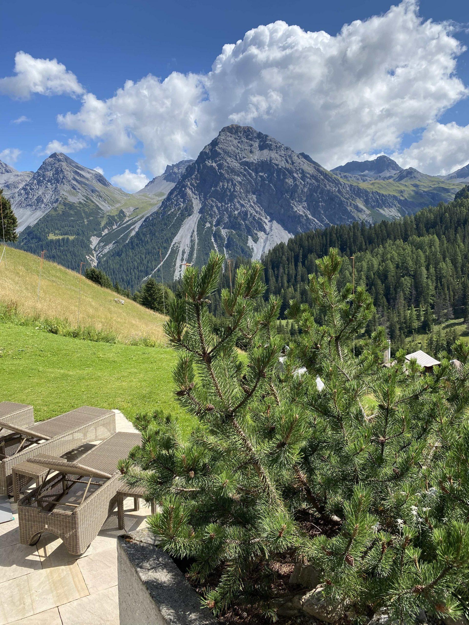 Alpin Spa outdoors